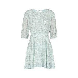 Alice + Olivia Palmira Embellished Mini Dress NWT